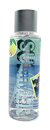 Victoria's Secret Never Ending Summer Mist Body Spray 8.4 fl oz/ 250 ml