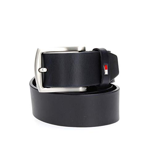 TOMMY HILFIGER Nieuwe Denton Belt 3.5 W110 Midnight