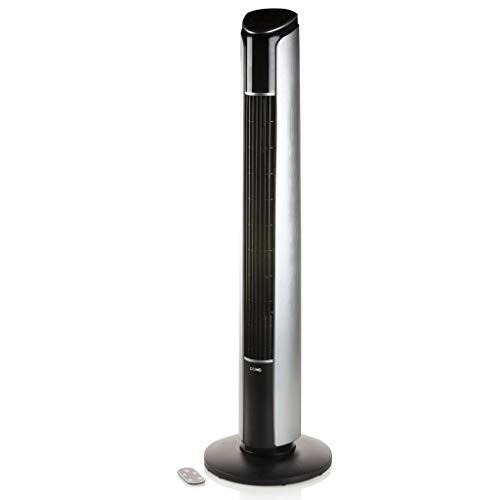 Domo Turmventilator DO8127 Ventilator, schwarz