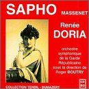 Massenet: Sapho by Renee Doria