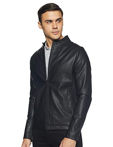 Pepe Jeans Men's Jacket (PM402211_Black_M)