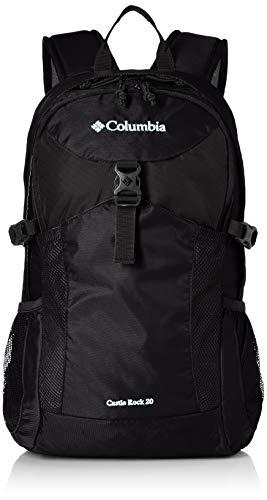 [コロンビア] キャッスルロック20L バックパック PU8428 リュック ワンサイズ Black