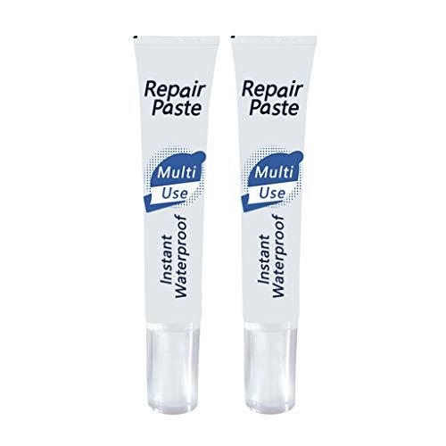 FBGood Reparaturcreme, schnell wasserdicht, Reparaturcreme für alle Baumaterialien, 2 PC