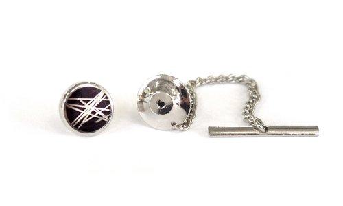 Tyler & Tyler - TP8604BL - Epingle / Pins de cravate - Argent