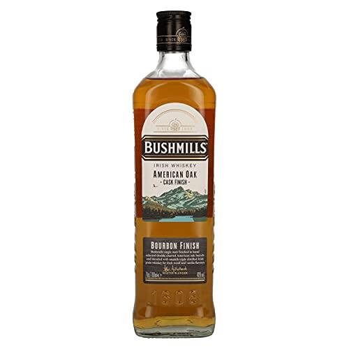 Bushmills Irish Whiskey American Oak BOURBON FINISH 40% - 700ml