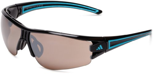 adidas Eyewear Evil Eye Halfrim L, Couleur Shiny Black
