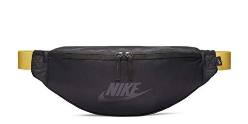 Nike Sportswear Heritage Hip Pack Bag Black / Amarillo