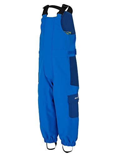 Ziener Kinder ALENA mini (pant ski) Baby Skihose/Winterhose | Wasserdicht, Winddicht, Warm, True Blue, 86