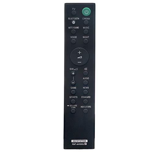 RMT-AH500U Replacement Remote Control Applicable for Sony Soundbar HT-S350 HT-SD35 SA-WS350 SA-S350 SA-WSD35 SA-SD35