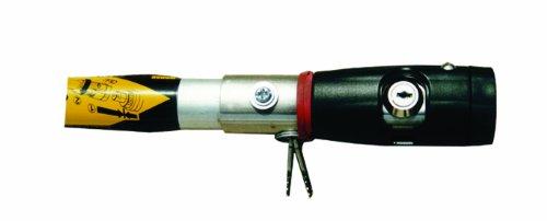 Weber Deichselanschluss 25.5 mm, schwarz/silber,61003800