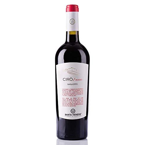 Santa Venere Cirò - Vino Rosso Classico Superiore DOP - 2019