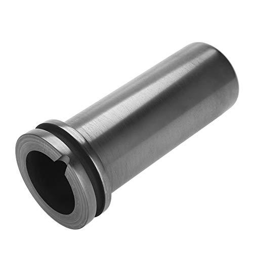 坩堝 黒鉛るつぼ 1kg / 2kg / 3kg 金属溶融炉 溶融ポット高温金属製錬ツール 黒鉛るつぼ 純粋なグラファイト鋳造インゴット シルバーゴールド溶融 鋳造金型(3KG)