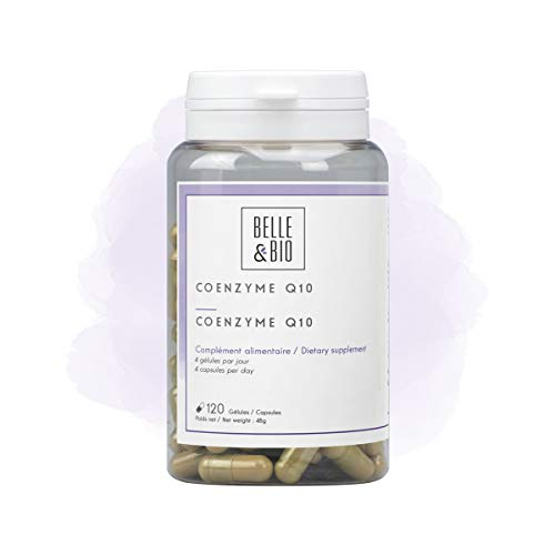 Belle&Bio Coenzyme Q10 120 Gélules