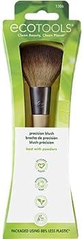 EcoTools Precision Blush Brush Control Contour & Sculpt Powder or Cream Blush