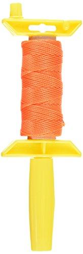 STRINGLINER Company 25006 Twisted 135-Feet Reloadable Line Reel, Fluorescent Orange