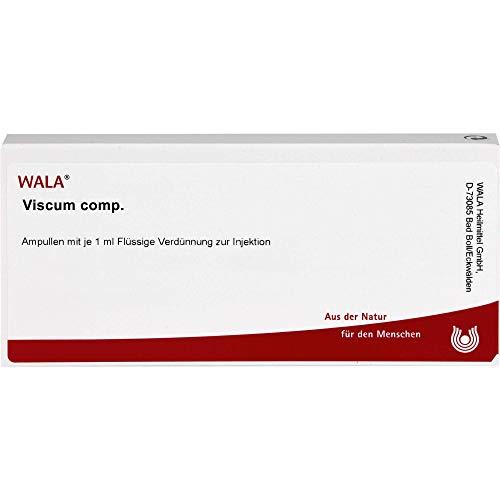 WALA Viscum comp. Ampullen, 10 St. Ampullen