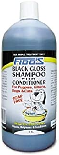Fidos Black Gloss Shampoo for Dogs and Cats 1 Litre