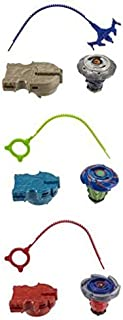 Beyblade Tornado Top 3 Pack - L-drago  Lacerta And Eagle