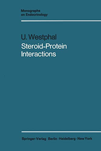Steroid-Protein Interactions: 4