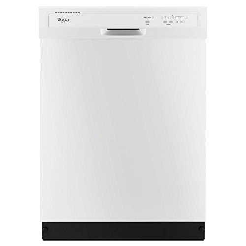 NEW Dishwasher Whirlpool 23.88' Built-In Countertop White or Black Kitchen Appliance