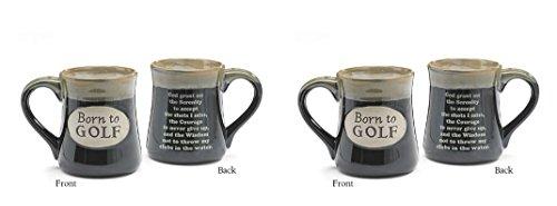 Golfer's Prayer Golf Kaffeetasse für Golf-Fans, tolles Geschenk für Golfer