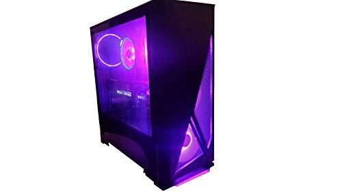 GGEZ Gaming PC by BudgetPC Builder- Ryzen 5 5600x up to 4.6Ghz, Nvidia RTX 2080ti GPU, 1TB...
