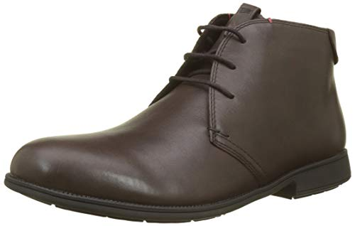 CAMPER Herren Mil Desert Boots, Braun (Dark Brown 200), 46 EU