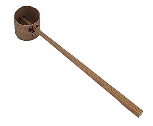 茶道具 蹲用柄杓 つくばい杓 国産品