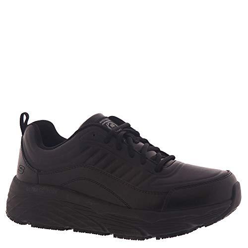 Skechers Men's, Max Cushioning Elite SR - Tostock Work Shoe Black 12 M