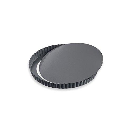 Plat à tarte avec fond amovible Ø 26 cm Anti-adhérent