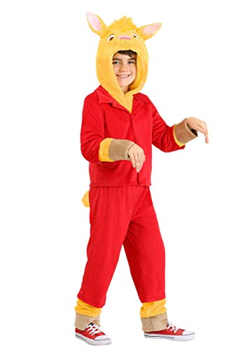Child Llama Llama Costume Llama Llama Red Pajamas Costume Llama Llama Red Pajamas Kids Costume Small