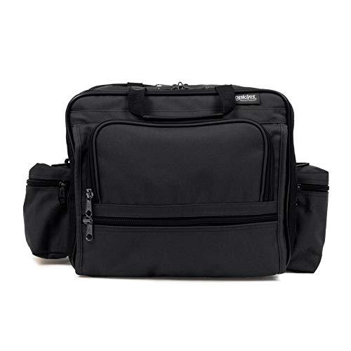 Hopkins Mark V ExL Shoulder Bag for Medical and Home Healthcare Professionals - Black
