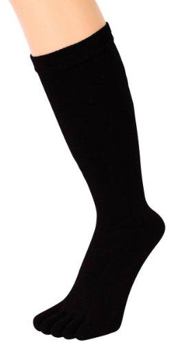ToeToe - Chaussettes basses - Homme Noir Noir