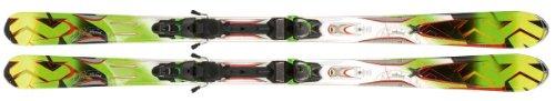 K2 Ski AMP Rictor + Marker MX 12.0 11-12, grün, 181 cm, 1010002.220.1.181