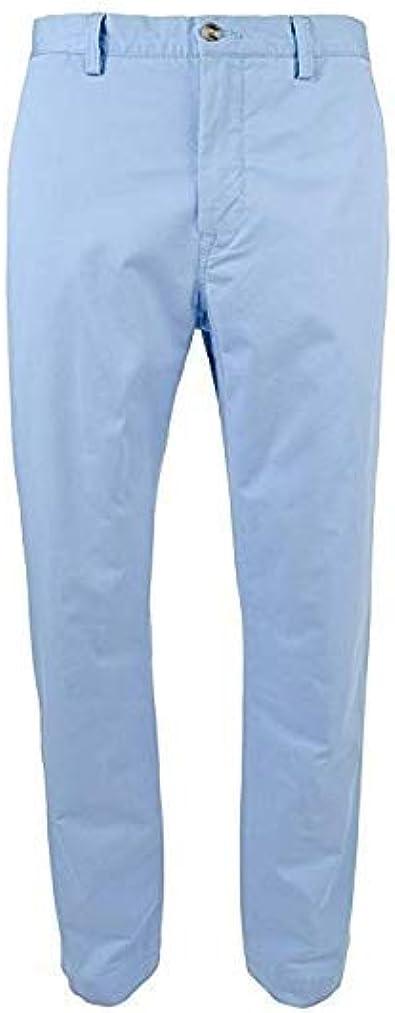 Ralph Lauren Men's Straight-Fit Bedford Chino Pants 34x32 Blue