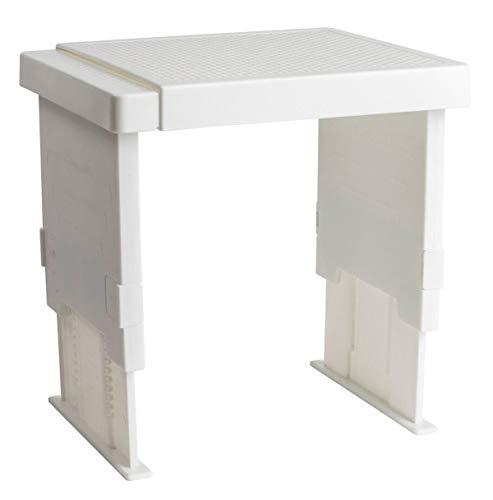 Dial Industries Adjustable Locker Shelf