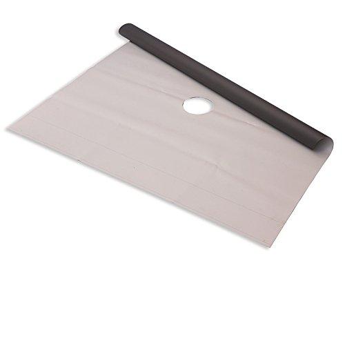 Acquastilla 117571 PVC-zeil voor douchebak, meerkleurig