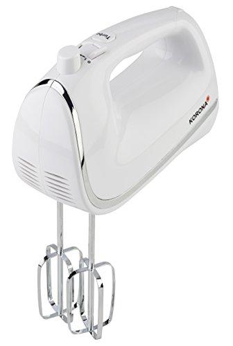 Korona 23000 Handmixer, 450 W, weiß