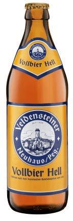 Veldensteiner Vollbier Hell 18 Flaschen x0,5l