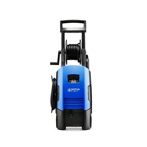 Nilfisk C 135 bar High Pressure Washer with Induction Motor  380 L/H water flow  Blue