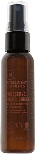 Intelligent Nutrients Travel Size PureServe Color Shield - Spray for Color-Treated Hair, Protect & Extend Hair Color (2 oz)