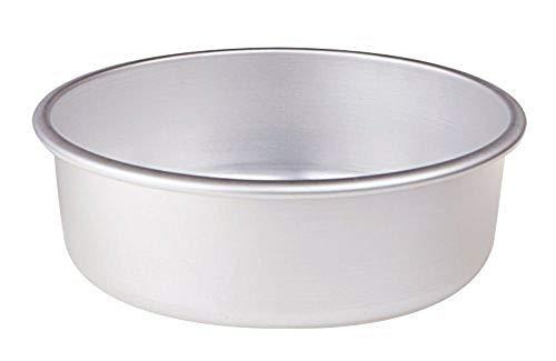 Pentole Agnelli FAMA43/836 Moule à gâteau Conique avec Rebord, Aluminium, 36 X 36 X 8 cm