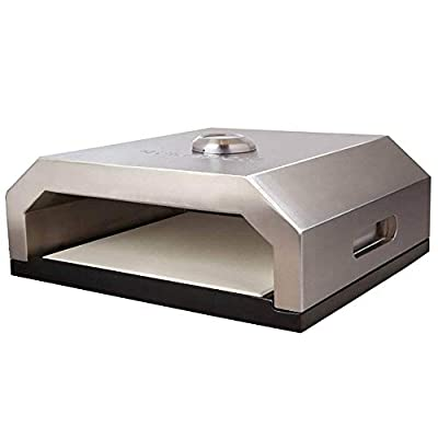 Flame Box Light & Portable Gourmet Pizza Oven