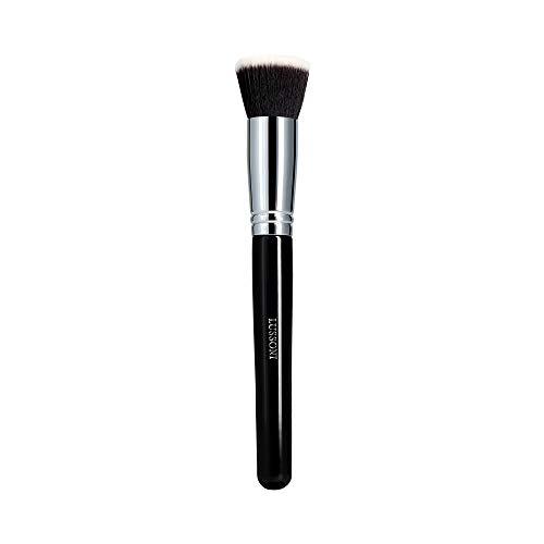 T4B LUSSONI 100 Series Pinceaux Maquillage Professionnel Kabuki (PRO 112 Pinceau Kabuki à dessus plat)