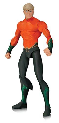 dc comics Trône d'Atlantis Aqua Man Action Figure