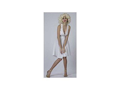 JUGUETILANDIA Disfraz Estrella de Hollywood Mujer Talla XL