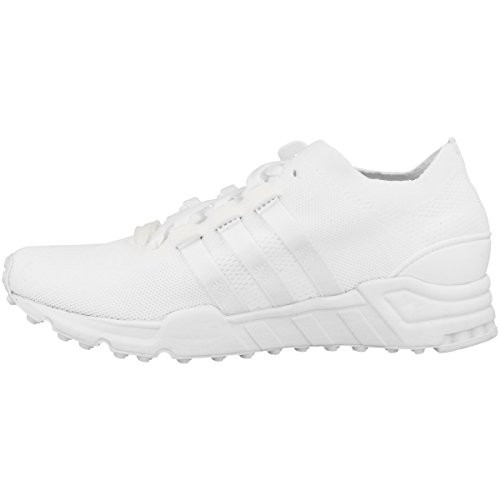 Adidas Schuhe Equipment Support Primeknit Running White-Running White-Running White (S79925) 42 2/3 Weiss