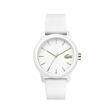 Lacoste Women's TR90 Quartz Watch with...