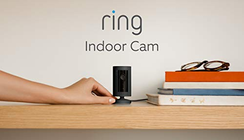 Introducing Ring Indoor Cam by Amazon | Compact Plug-In HD security camera...