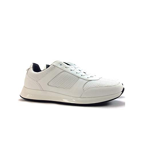 Lacoste 317-7-34SPM0062147 Jogginghose, Weiß - weiß - Größe: 40 EU